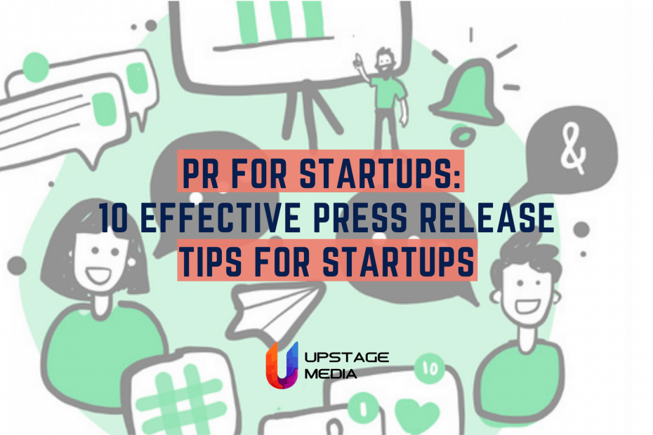 PR for Startups: The 10 Step Process I Use to Get Press