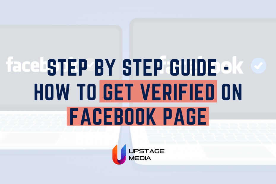 Step by Step Guide - How to Get Verified on Facebook Page
