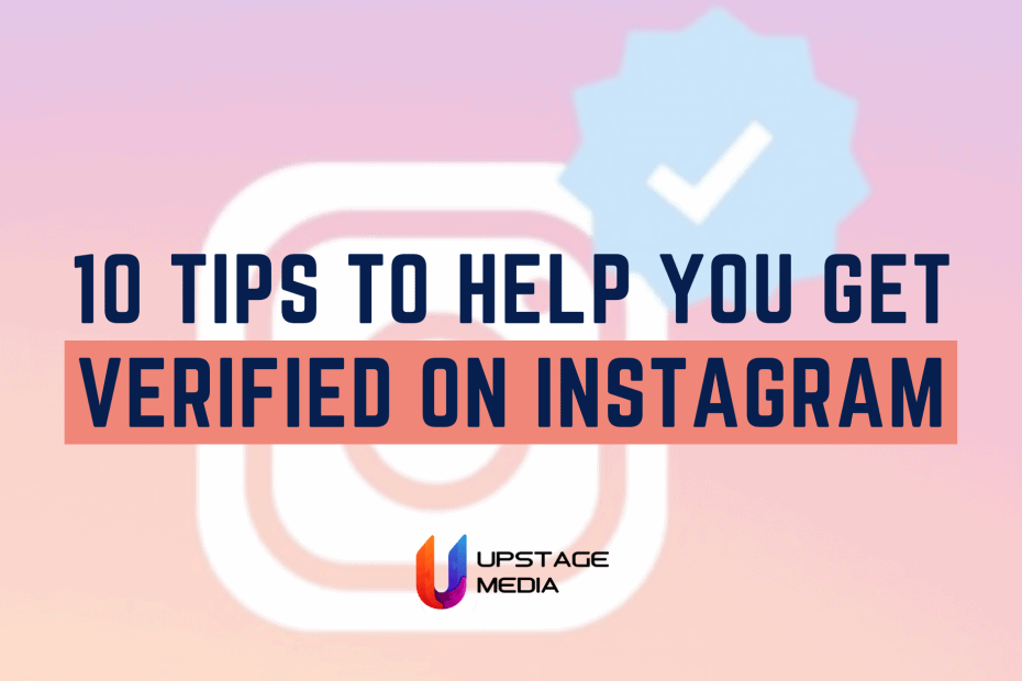 More Advice on How to Get Verified on Instagram