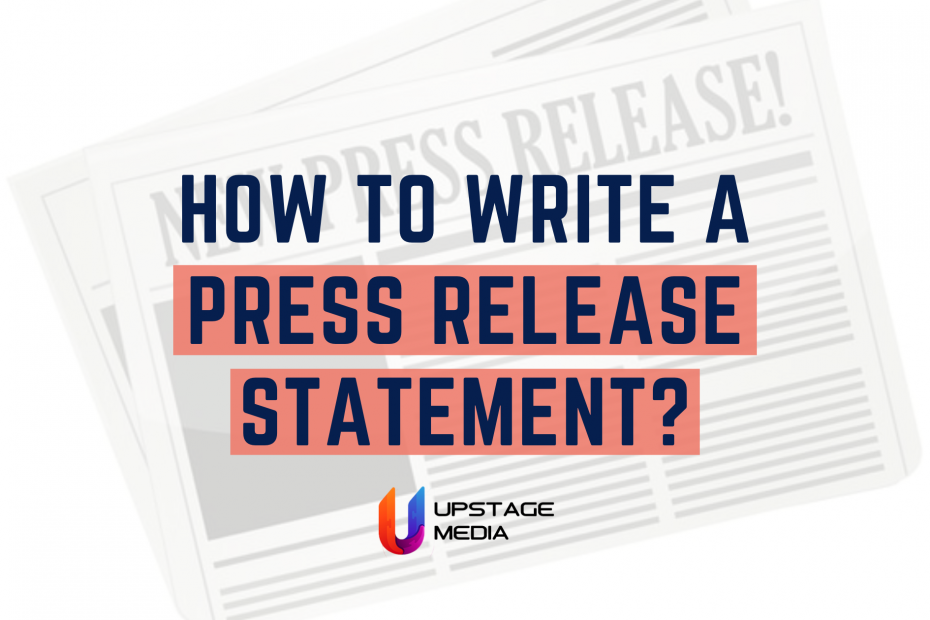 How to Write a Press Release? [The Guide + Expert Comments]