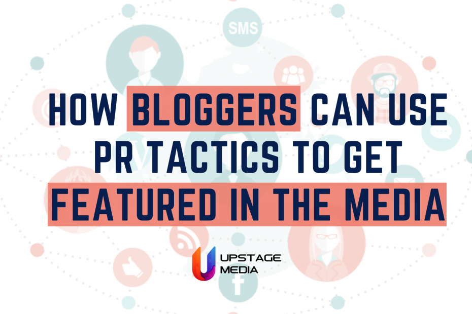 How can bloggers use PR and media relations